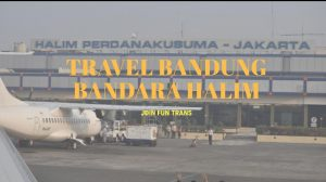 travel bandung bandara halim perdana kusuma
